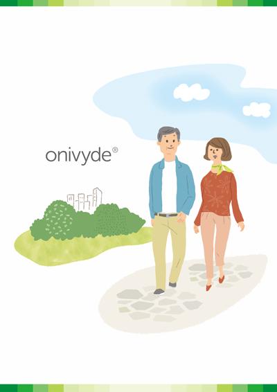 オニバイドによる治療をはじめる方へ